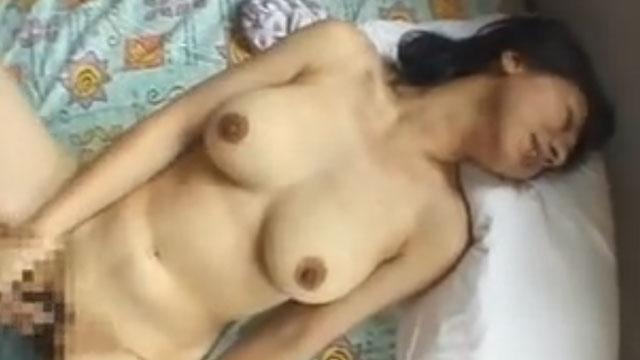 専業主婦がAV出演の予行練習セックスでガチイキ 竹井美佐子